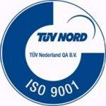logo TUV Nord - ISO9001